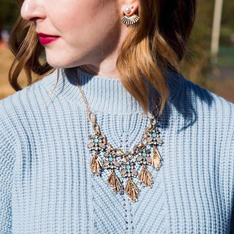User Generated Content for Perry Street Astrid Necklace