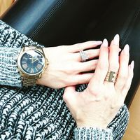 User Generated Content for a.v. max Caged Ring in Gold
