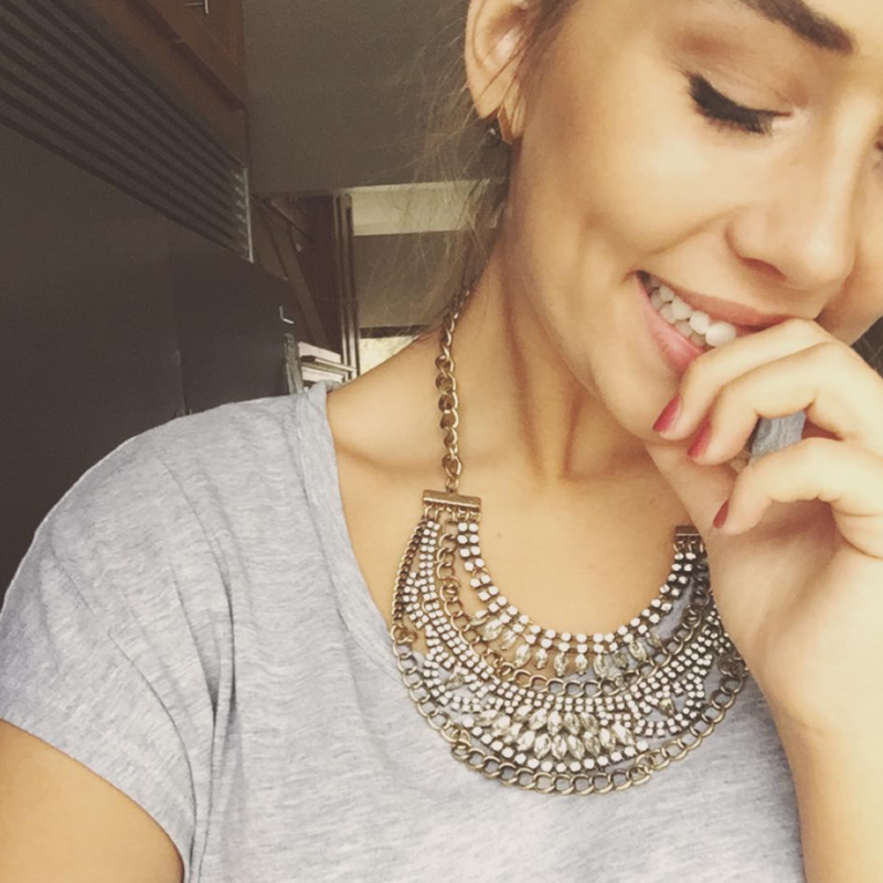 User Generated Content for Perry Street Salma Necklace