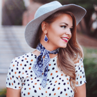 User Generated Content for Kendra Scott Alex Earrings in Lapis