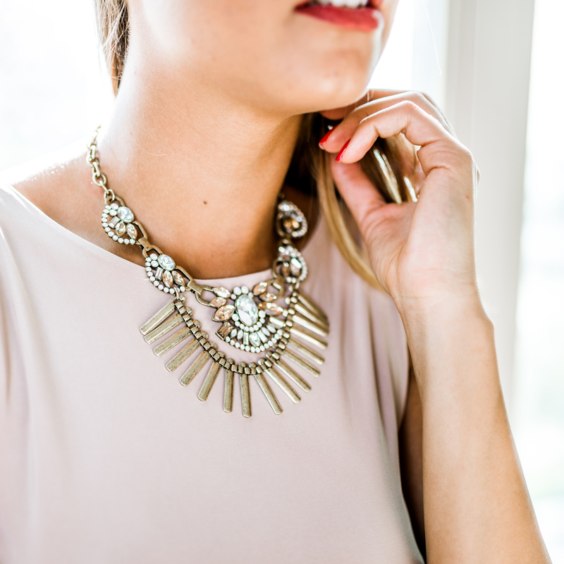 User Generated Content for Perry Street Marisol Statement Necklace