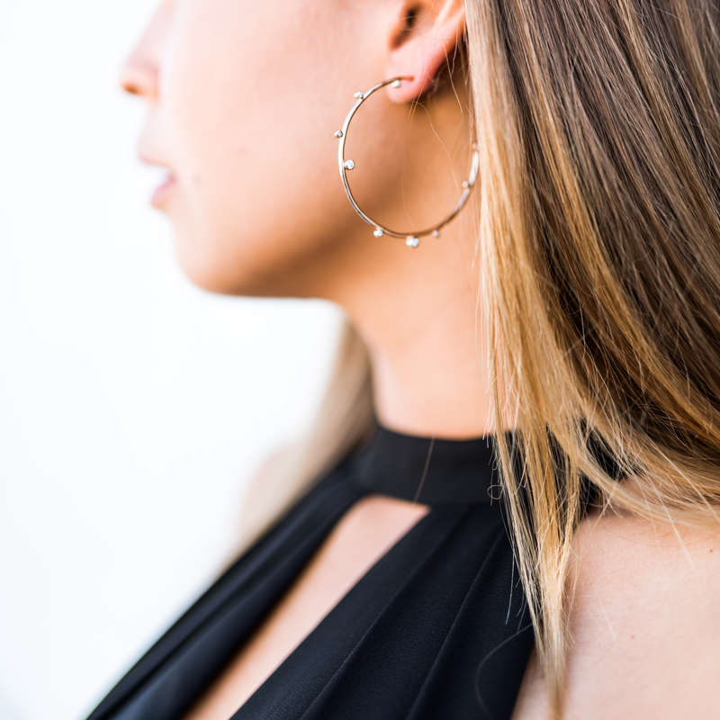 User Generated Content for Kendra Scott Lety Earrings in Gold