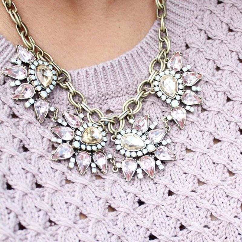 User Generated Content for Perry Street Madelyn Statement Necklace