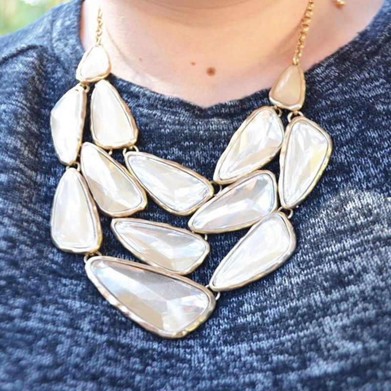 User Generated Content for Perry Street Adaline Necklace in Gold