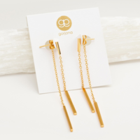 User Generated Content for Gorjana Mave Double Drop Earrings