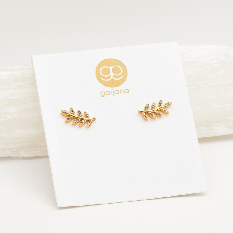 User Generated Content for Gorjana Olympia Shimmer Studs
