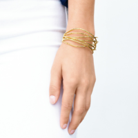 User Generated Content for Gorjana Lola Cuff