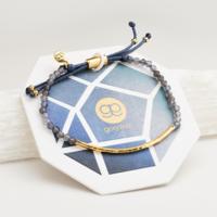 User Generated Content for Gorjana Power Gemstone Bracelet in Iolite