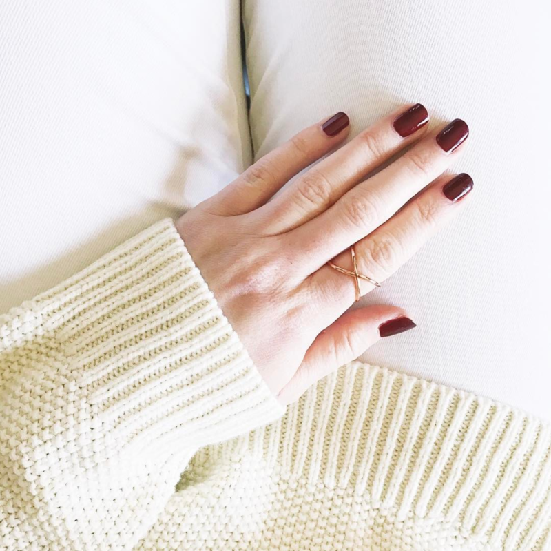 User Generated Content for Sophie Harper X Ring in Rose Gold