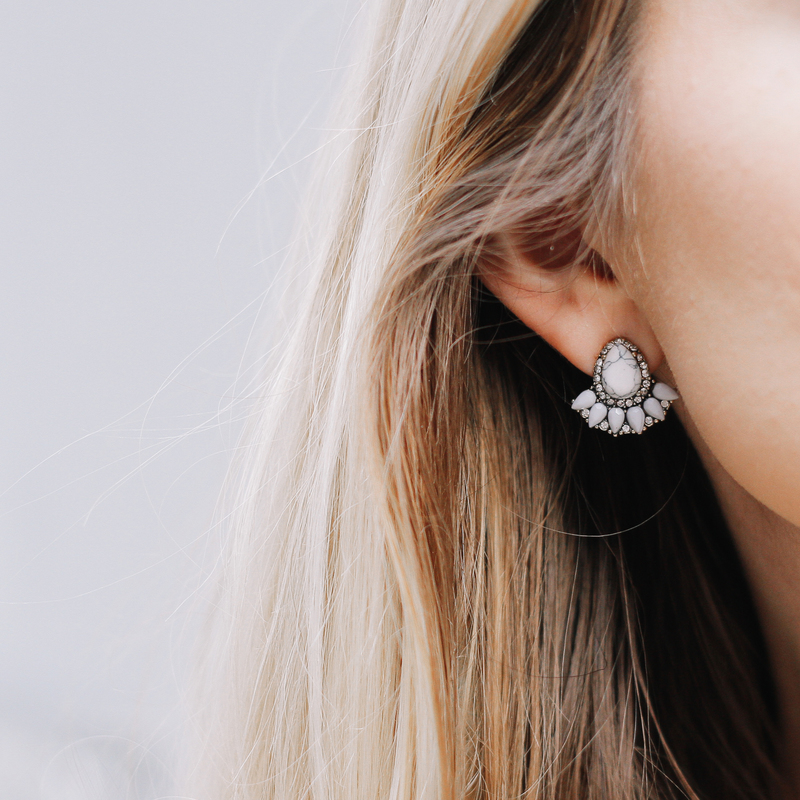 User Generated Content for Perry Street Emma Statement Studs