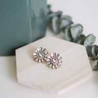 User Generated Content for Perry Street Aster Statement Studs