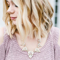 User Generated Content for Perry Street Patrice Necklace in Gold