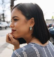 User Generated Content for Kendra Scott Aston Earrings in Abalone