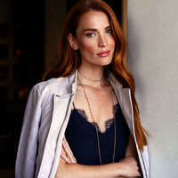 User Generated Content for Gorjana Layer Bali Wrap Necklace in Gold