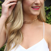 User Generated Content for SLATE Zola Choker Necklace