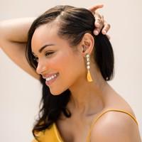 User Generated Content for WILDE Kolkata Drop Earrings