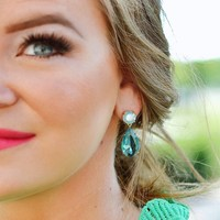 User Generated Content for Kate Spade Here Comes the Sun Drop Earrings in Turquoise