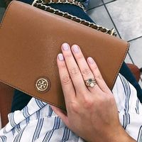 User Generated Content for Perry Street Mila Stacking Rings