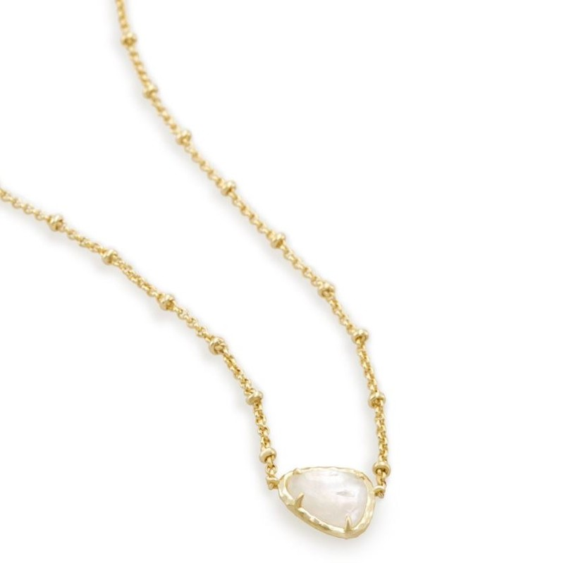 User Generated Content for Kendra Scott Arleen Necklace in Crystal Ivory