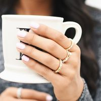 User Generated Content for Rudiment Tartine Ring in Gold