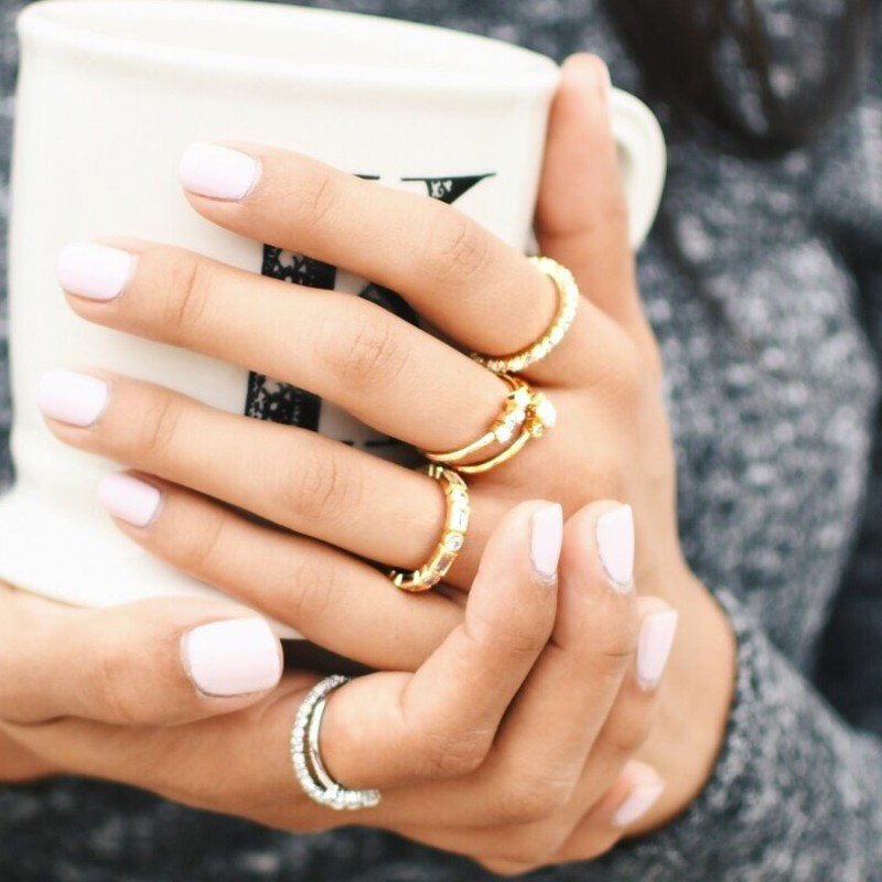 User Generated Content for Rudiment Liho Liho Ring in Gold