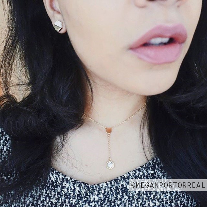 User Generated Content for SLATE Hanna Choker Necklace