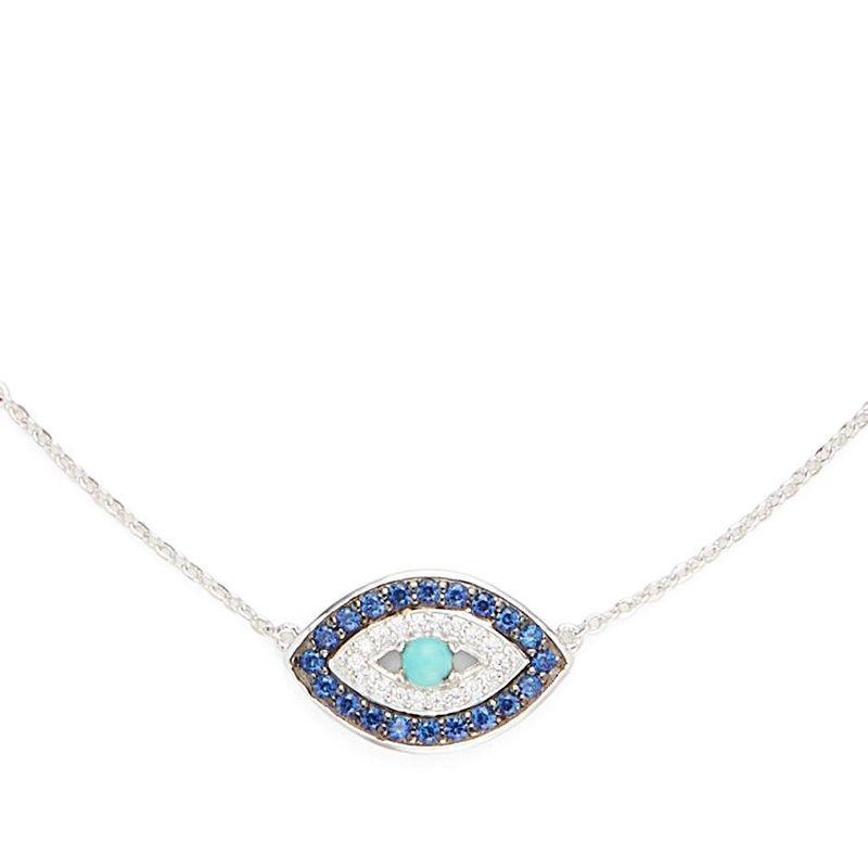 Rudiment Valencia Necklace in Silver