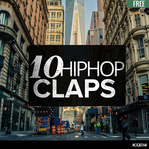 10 Hip Hop Claps