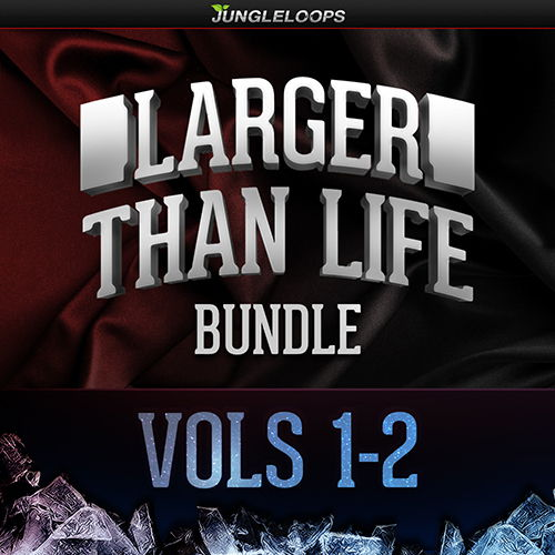Larger Than Life Bundle (1 & 2)