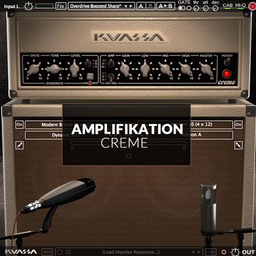 Amplifikation Creme