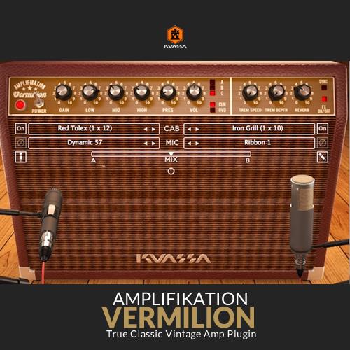 Amplifikation Vermilion