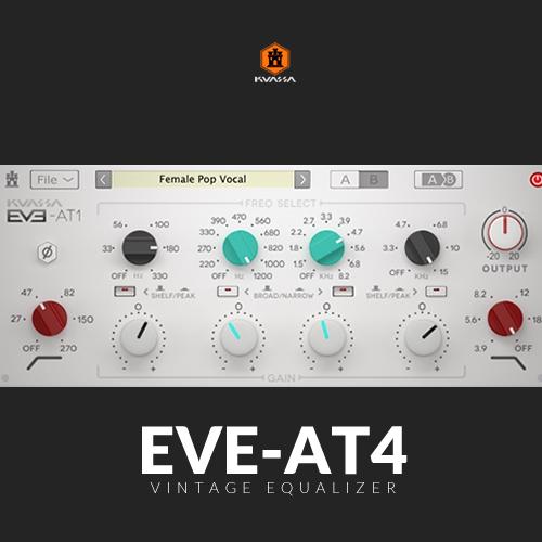 EVE-AT4 Equalizer