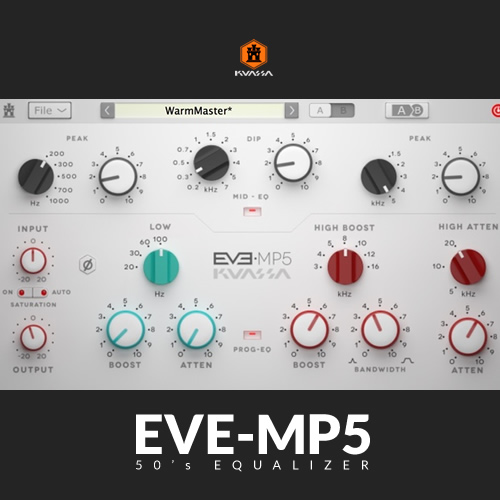 EVE-MP5 50s Equalizer