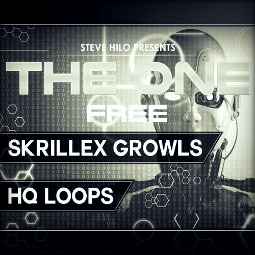THE ONE: Skrillex Growls [FREE]
