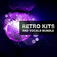Retro Kits & Vocals Bundle 3-In-1