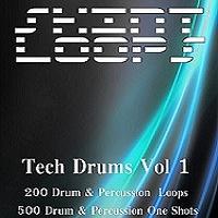Tech Drums Vol 1