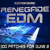 Renegade EDM (Dune 2 Soundbank)