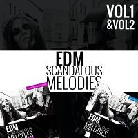EDM Scandalous Melodies Bundle 1-2