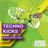 Techno Kicks In Key Vol1