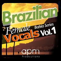 Brazilian Female Vocals Vol.1
