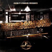 Underground Vocals Vol 1