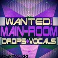 Wanted Mainroom Drops & Vocals