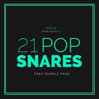 21 Free Pop Snares Drums