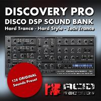 Discovery PRO Disco DSP Sound Bank