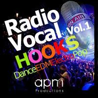 Radio Vocal Hooks Vol1
