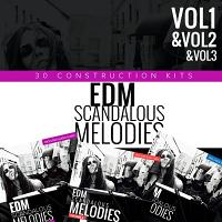 EDM Scandalous Melodies Bundle 1-3