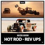 Hot Rod Rev Ups