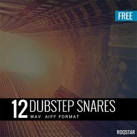12 Free Dubstep Snares