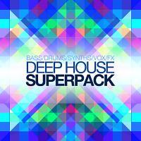 Deep House Kicks, Mids and Bass