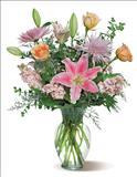 Flirty Floral from Santa Barbara Flowers